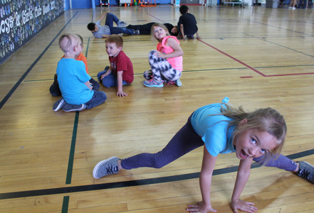 Healthy Lifestyles for our Kids